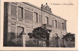 VINASSAN-ECOLE DES FILLES - France