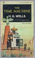 H.G. Wells: The Time Machine (Airmont Books 1964) - Libros, Revistas, Cómics