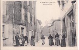 SAINT COUAT D'AUDE-RUE PRINCIPALE - Other Municipalities