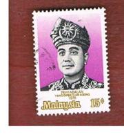 MALESIA (MALAYSIA)  -  SG 150   -   1976  YANG DI-PERTUAN AGONG        -  USED ° - Malesia (1964-...)