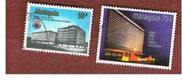 MALESIA (MALAYSIA)  -  SG 155.157   -   1976  EMPLOYEES' PROVIDENT FUND        -  USED ° - Malesia (1964-...)