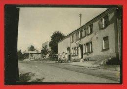 57-095 - MOSELLE  - SCHRECKLING - Café - Restaurant J. Dillinger Et La Douane - Photo D'essai Pour Tirage - Boulay Moselle
