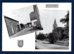 Rosières ( Rixensart). Montée Vers Rosières. Eglise Saint-André. 1985 - Rixensart
