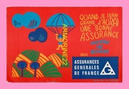 BUVARD  Assurances Generales De France   VIE - Papel Secante