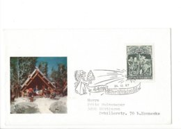22511 - Christkindl 1967 Cover Pour Göttingen 24.12.1967 - Noël