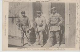 """54 LUNEVILLE """" Pendant L Occupation 14 18 Un Groupe D Allemands """" - Luneville"""