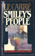 John Le Carré: Smiley's People (Bantam 1980) - Misdaad
