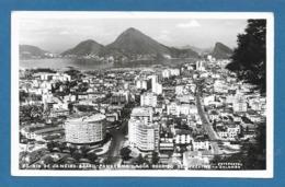 BRASIL RIO DE JANEIRO PANORAMA LAGOA RODRIGO DE FREITAS 1958 - Rio De Janeiro