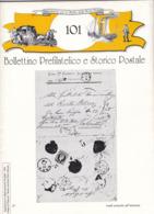 Bollettino Prefilatelico E Storico Postale N. 101 Febbraio 1998 - Italiano
