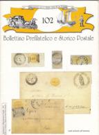 Bollettino Prefilatelico E Storico Postale N. 102 Maggio 1998 - Italiano