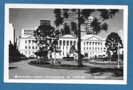 BRASIL CURITIBA UNIVERSIDADE DO PARANA 1956 - Curitiba