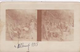 AUSTRIA   --  K. U. K. SOLDATEN IN ALBANIA  1915 - 1914-18