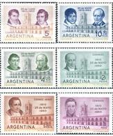 Ref. 283208 * MNH * - ARGENTINA. 1960. 150 ANIVERSARIO DE LA REVOLUCION DEL CABILDO DE BUENOS AIRES - Argentinien
