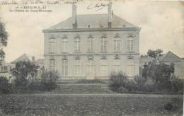 CPA 44 Loire Atlantique Inférieure Doulon Le Chateau Du Grand Blottereau - France