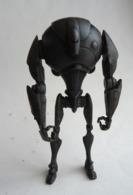FIGURINE STAR WARS CLONE WARS SUPER BATTLE DROID Loose Figure Hasbro 2008 - Episode I