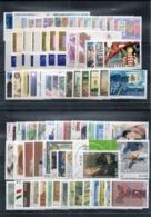 Italia  2002 - Annata 2002  Completa Sottofacciale MNH ** Leggere Descrizione - Annate Complete