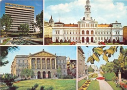 ARAD   MULTIVUE    CACHET TIMBRE - Roumanie