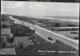 TOSCANA - MARINA DI CARRARA - LUNGOMARE DI MOTRONE - EDIZ. BERRETTA ANNI '50 -  VIAGGIATA 1965 - Carrara