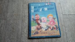 Une Aventure De Paul Zi Et Moune De Roger Segui 1948 Illustré Enfantina - Livres, BD, Revues