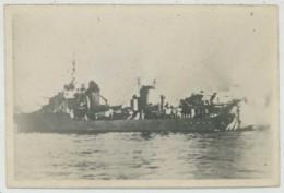 """(Bateaux) Guerre De 1939-45 . Le Contre-torpilleur """"Mogador"""" (arrière Coupé). - Bateaux"""
