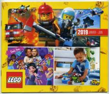 Lot De 2 Catalogues Lego 2019 (France) : Janvier à Juin + Juin à Décembre (Voir 2 Images) - Catalogues