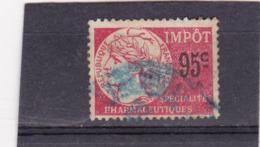 T.F. Spécialités Pharmaceutiques N° 17 - Revenue Stamps