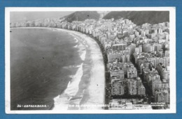 BRASIL COPACABANA RIO DE JANEIRO 1958 - Copacabana