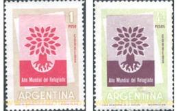 Ref. 283210 * MNH * - ARGENTINA. 1960. WORLD YEAR OF THE REFUGEE . AÑO MUNDIAL DEL REFUGIADO - Argentinien