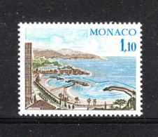 Monaco   - 1977.  Vista Del Golfo Di Monaco. View Of The Gulf Of Monaco. MNH, Fresh - Geografia