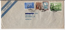 ARGENTINA  - ARGENTINA TO GERMANY  FDC7156 - Argentinien