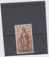 ALLEMAGNE ETAT RHENO-PALATIN RHEINLAND PFALZ (occupation Française) 1 T Neuf Xx N° YT 15 1947 CHARLEMAGNE - Zona Francesa
