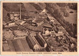 MONS-BRASSERIE LABOR-VUE AERIENNE - Mons