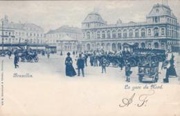 BRUXELLES, La Gare Du Nord - Spoorwegen, Stations