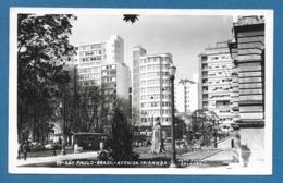 BRASIL SAO PAULO AVENIDA IPIRANGA 1956 - São Paulo