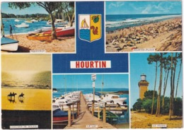 Hourtin (Gironde - 33) - Le Phare, Piqueyrot, Hourtin-Plage, Le Lac, Coucher De Soleil - Lesparre Medoc