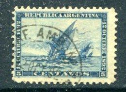ARGENTINE - Y&T 93 (bateaux)(20% De La Cote) - Argentinien