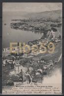 Montreux Et Clarens (VD)  Vue Prise De Glion, écrite 1906 - VD Vaud