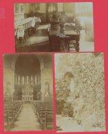 NORTHAMPTON  -  Notre Dame  Lot De 3 CPA - Northamptonshire