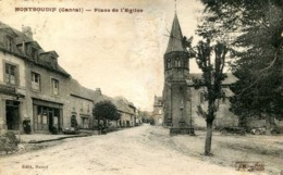 MONTBOUDIF   =  Place De L'église   953 - Francia