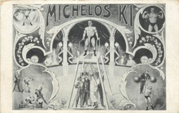 MICHELOS-KI - Spectacle, Homme Fort. - Cirque