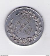 Société Du Métal Alexandra. Type De Piece Aluminium. Jeton 2g Et  3g - Francia