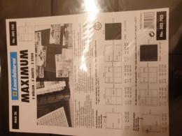 Leuchtturm Album Bladen Voor Ansichtkaarten Nieuw Inverpakking (€ 8,95)  Art Nr 302 702 - Materiaal