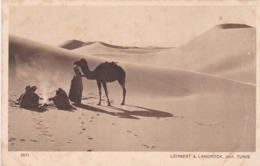 CARTOLINA - TUNISIA - LEHNERT E LANDROCK - Tunisia