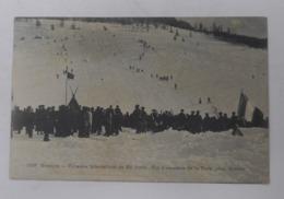 05 Briançon - Concours De Ski 1907 - Briancon