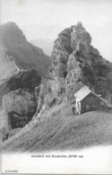 HOHTÜRLI → Klubhütte Übergang Kandersteg Ins Kiental, Ca.1900 - BE Bern
