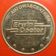 TA 021-01 - Erwin Doctor - Nijverdal - Auto Wasserette Car Wash Machine Token Clean Park Auto Wasch Waschpark - Firma's
