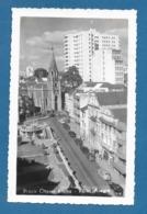 BRASIL PORTO ALEGRE PRACA OTAVIO ROCHA 1953 - Porto Alegre