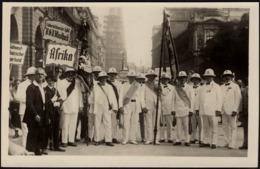 Germany - Austria, X Deutsches Sängerbundesfest In Wien, 1928. Südwestafrikanische Sängerbund. - Deutschland