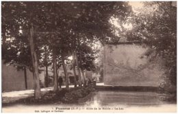 65 PUNTOUS - Allée De La Mairie - Le Lac - Frankreich