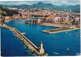 Nice - Vue Générale Du Port - Phare - Navigazione – Porto